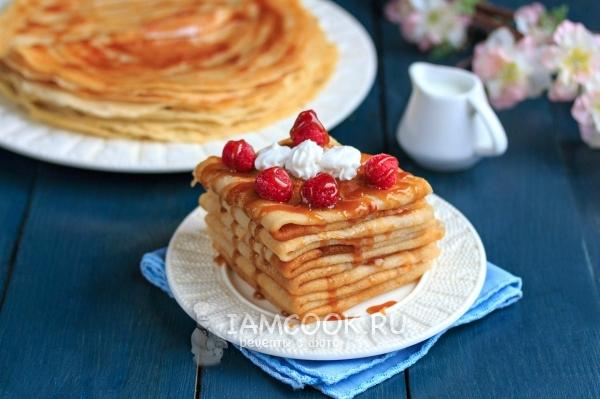 Pancake Vegetarian